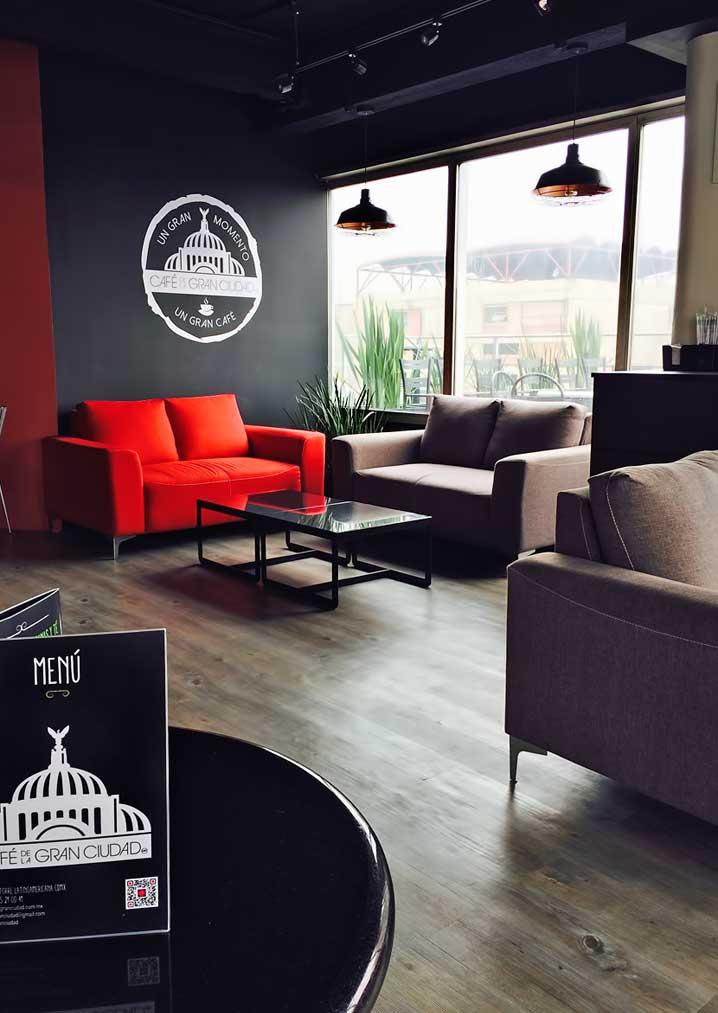 Df Café De La Gran Ciudad
